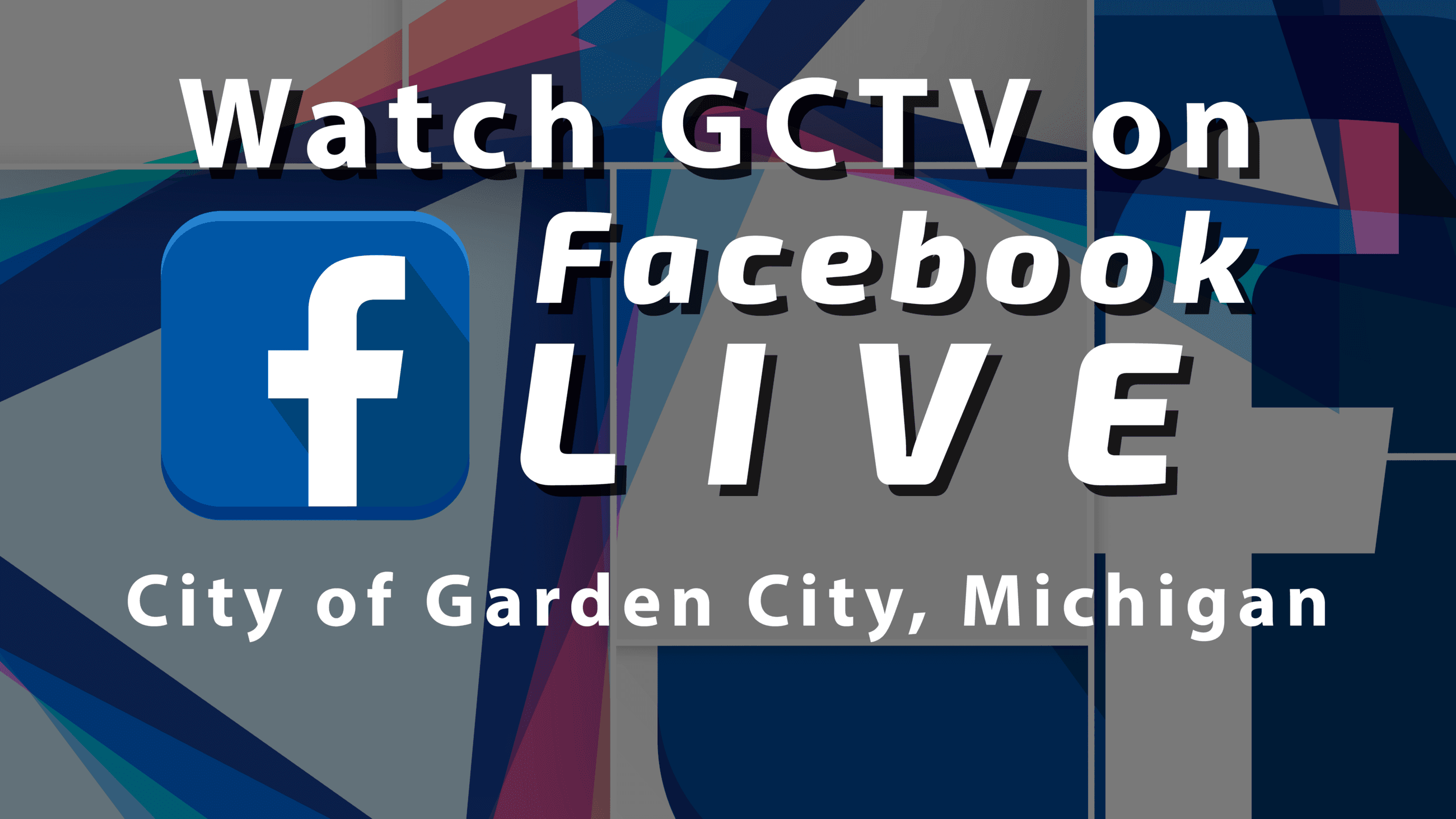 Watch GCTV on Facebook