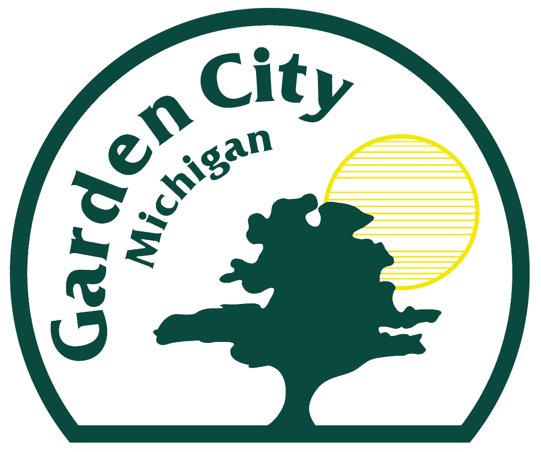 City of Garden City Logo 2018 for Website Footer