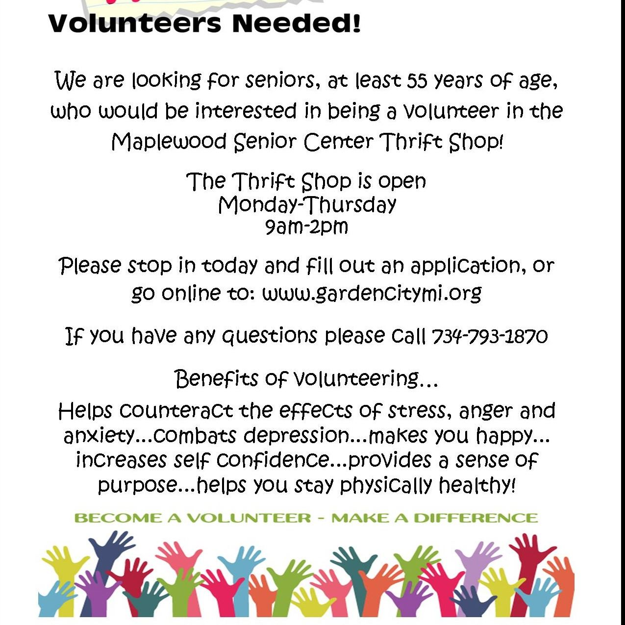 Help wanted Volunteer Flyer (2)