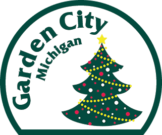City Logo with Christmas Tree