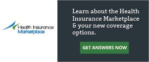 Health Insurance Marketplace website