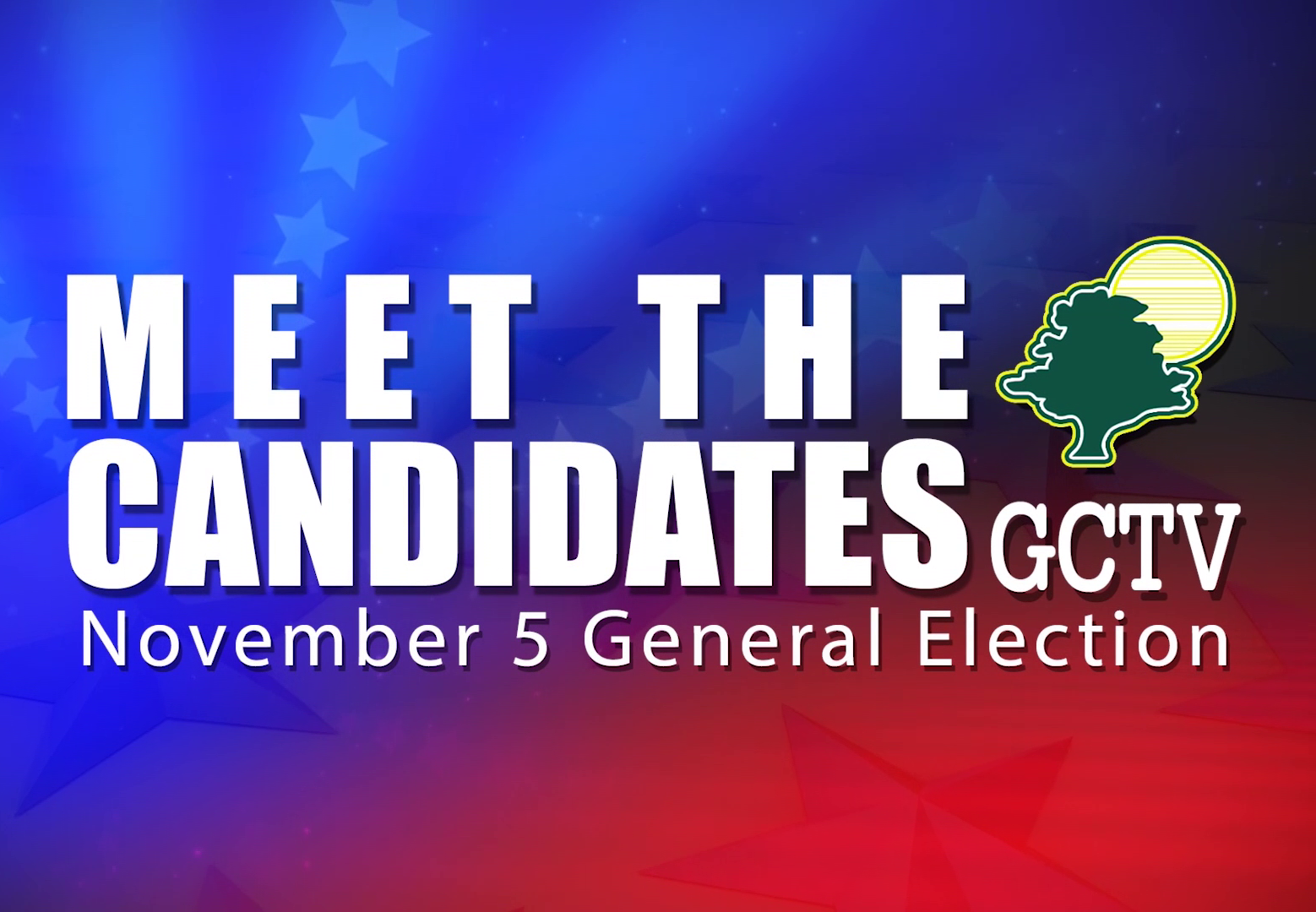 Meet the Candidates November 5 2019