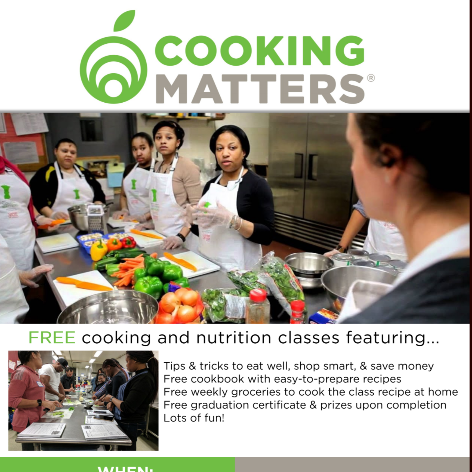 Cooking Matters- 6 week Edited