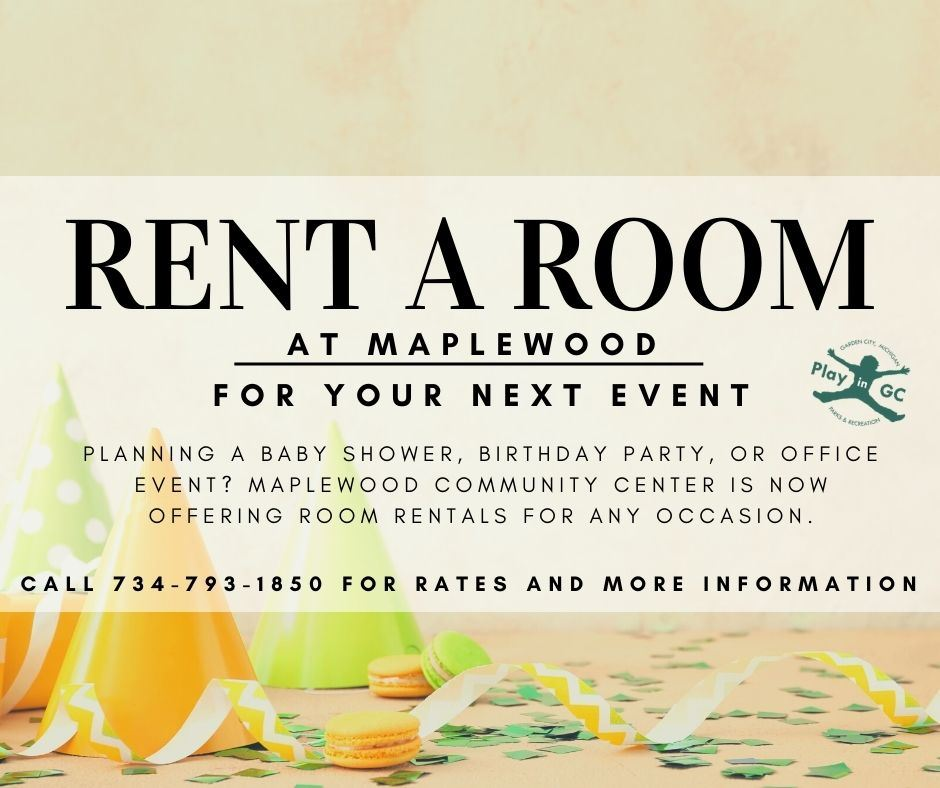 Maplewood Room Rentals