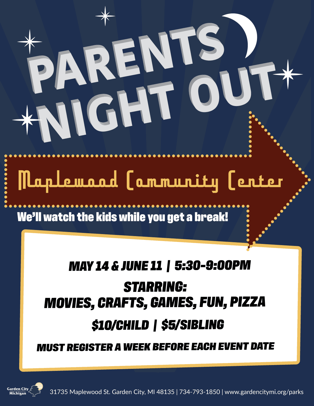 MonthlyParentsNightOut