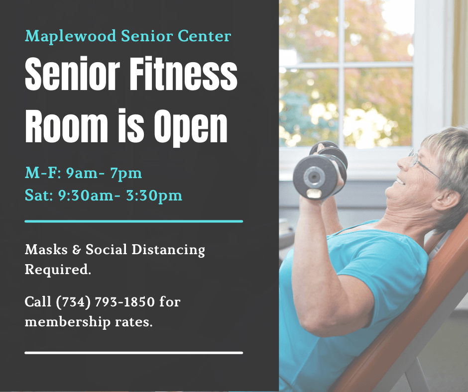 Senior Fitness Room is open (2)