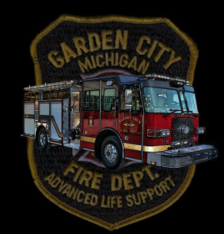 garden city patch police and fire