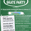 Schools Out Skate Party Flyer FINAL